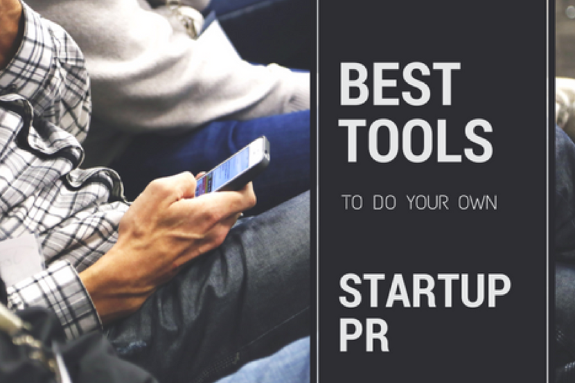 DO YOUR OWN STARTUP PR